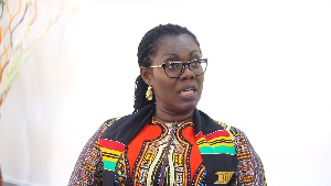 Ursula Owusu-Ekuful, Minister for Communications and Digitalisation