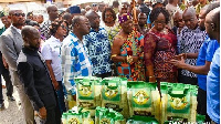 The 2017 edition of the National Farmer's Day will take place in Kumasi