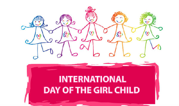 James Mckeown Worship Centre marks International Day of the Girl Child