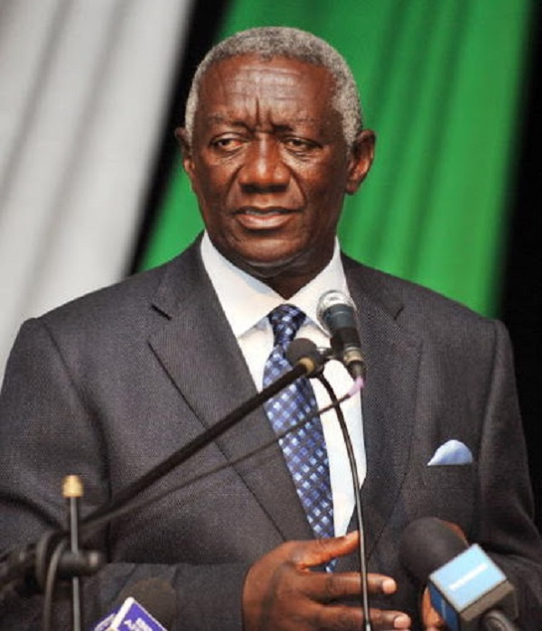 Today in 2006: We should concentrate on economy - Kufuor