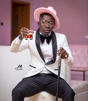 I wanted to be a lawyer – Shatta Wale