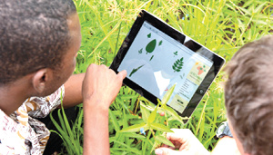 The use of data is also expected to play a key role in managing agriculture