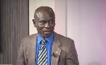 Former MP for Nkoranza North, Derrick Oduro