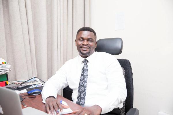 Deputy P.R.O of Education Ministry, Kwasi Obeng-Fosu