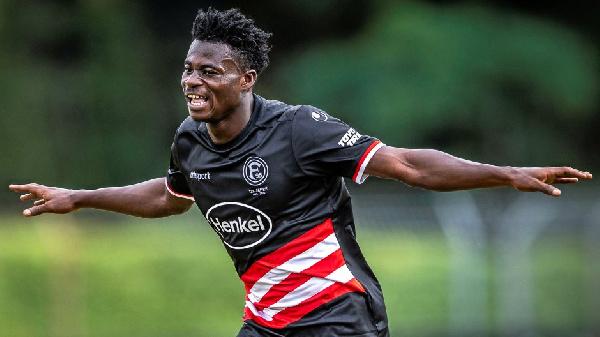 Düsseldorf teenager Kelvin Ofori set to make Bundesliga debut