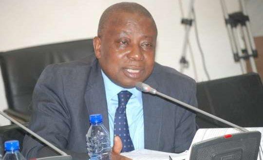 Minister of Health, Kwaku Agyeman-Manu