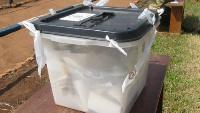 File photo of a ballot box