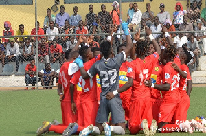 Kotoko played the first half with 10 players