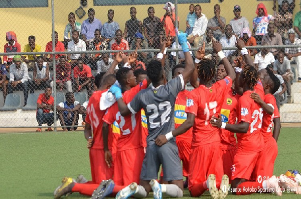 Why Kotoko chose Accra Sports Stadium for home games