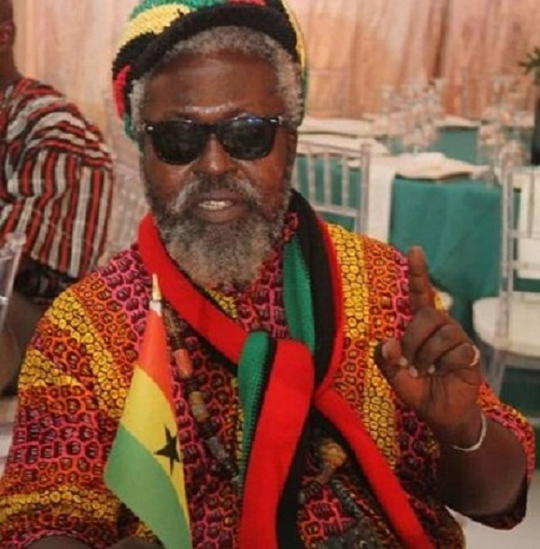 Ras Caleb is competing with veteran highlife singer Bessa Simons for the MUSIGA presidency 2019