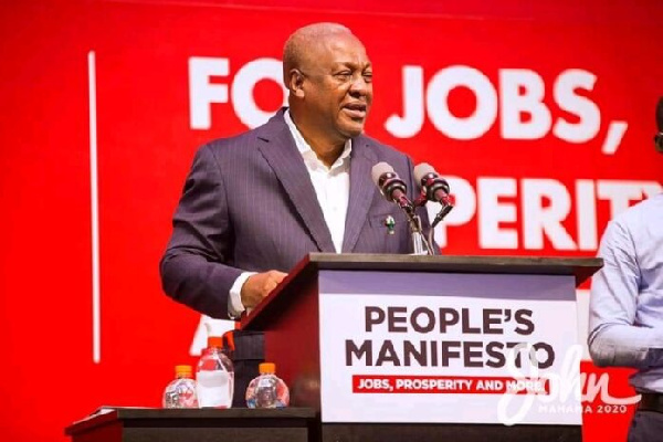 Two-day voters' register exhibition extension inadequate – Mahama