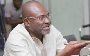 Assin Central MP Kennedy Agyapong