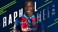Raphael Dwamena has tasted just 112 minutes of league football this season