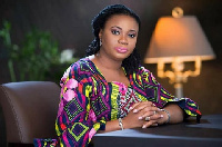 Charlotte Osei is former chairperson of the Electoral Commission