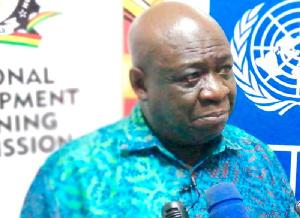 Dr. Fareed Arthur, Head Of Ghana Branch Of The AfCFTA
