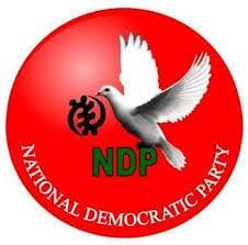 National Democratic Party is led by Nana Konadu Agyeman Rawling