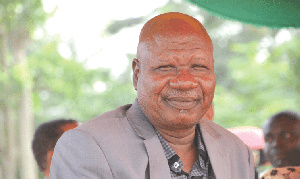 Bernard Allotey Jacobs has been suspended from the NDC