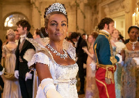 Adjoa Andoh plays the feisty and lovely Lady Danbury in Bridgerton. Photo: Netflix