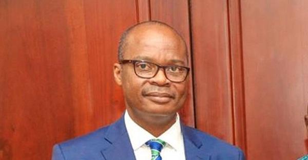 Dr Ernest Kwamina Yedu Addison, BoG Governor