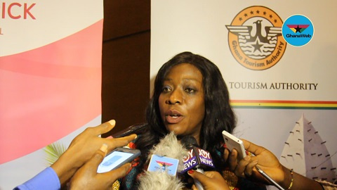 Catherine Afeku's bodyguard assaults journalist, GJA demands action
