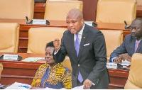 Samuel Okudzeto Ablakwa, NDC MP for North Tongu