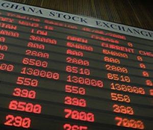 Ghan Stock Exchange