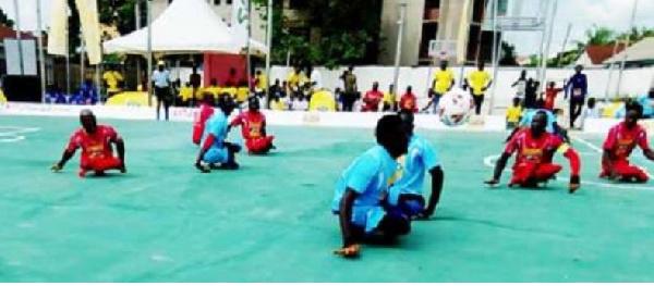 Fireworks as Accra Giants battle Ashanti Warriors in skate soccer league final