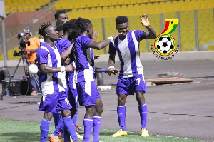 Accra Great Olympics FC Gh