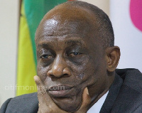 Seth Terkper is the immediate past Minister of Finance