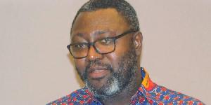 Dr. Paul Opoku-Mensah, CEO, National Cathedral Secretariat