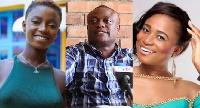 Rashida Black Beauty, Maurice Ampaw and Christabel Ekeh