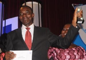 Kingsley Obeng Kyereh Winner Prize