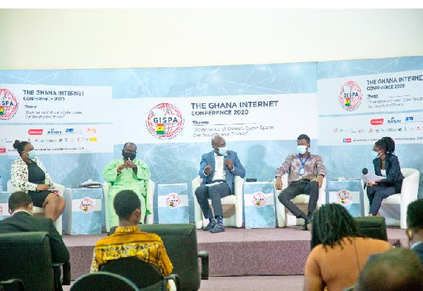 GISPA holds Ghana Internet Conference 2020