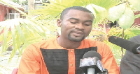 Razak Kojo Opoku, Founder and President of Concerned Voters Movement