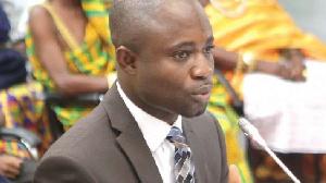 Ranking Member on the Parliamentary Committee on Health, Kwabena Mintah Akandoh