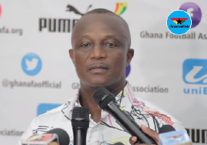 Kames Kwasi Appiah was Akonnor's predecessor