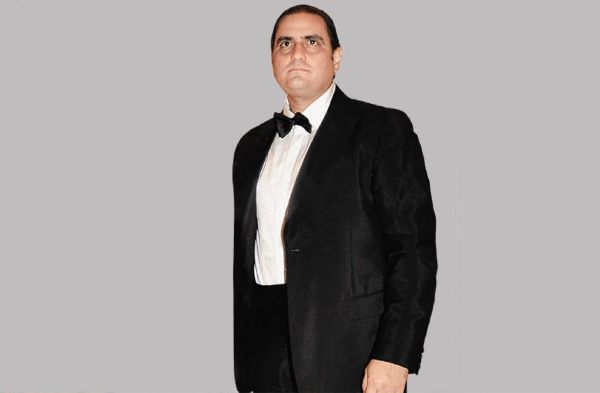 Venezuelan businessman Alex Saab