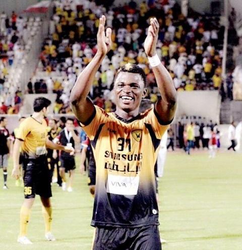 Ghana defender Rashid Sumaila