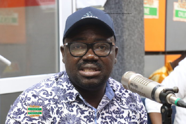 Don\'t sit in your office for hearsay, go to the ground - Dr. Otchere-Ankrah charges new IGP