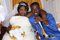 Mmebusem says his marriage to Abena Boatemaa is not fake