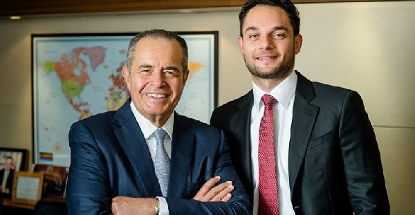 Egyptian billionaire Mohammed Mansour partners Right to Dream Academy