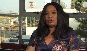 Nollywood actress Monalisa Chinda-Coker
