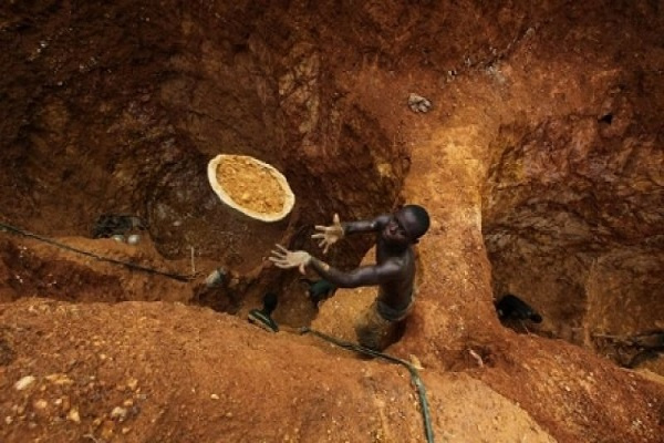 Two illegal miners dead at Manso Datano
