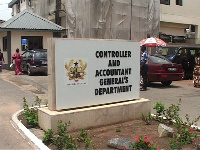 Controller and Accountant General's Department