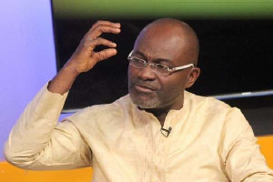 Kennedy Agyapong, Assin Central Constituency MP