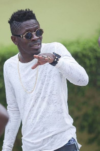 Dancehall act Shatta Wale has released the video for his chat topping song Ayoo