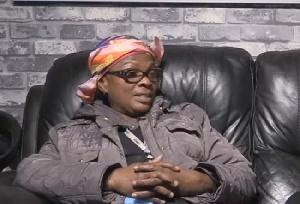 Madam Sandra Agyeiwaa spoke on SVTV Africa