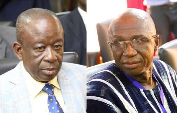 NDC members attack their MPs for 'passing' Kan-Dapaah, Dery and others