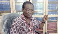 Dr Emmanuel Chamba, SARI scientist