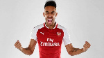 Aubameyang announced his new deal via a live video from Emirates Stadium